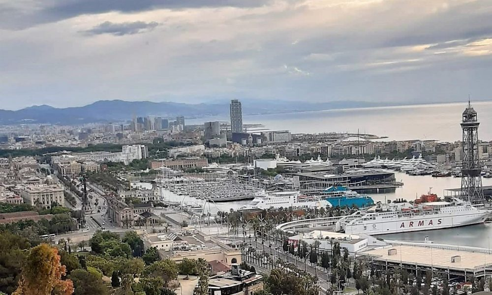 fase 3 - panorama Barcellona