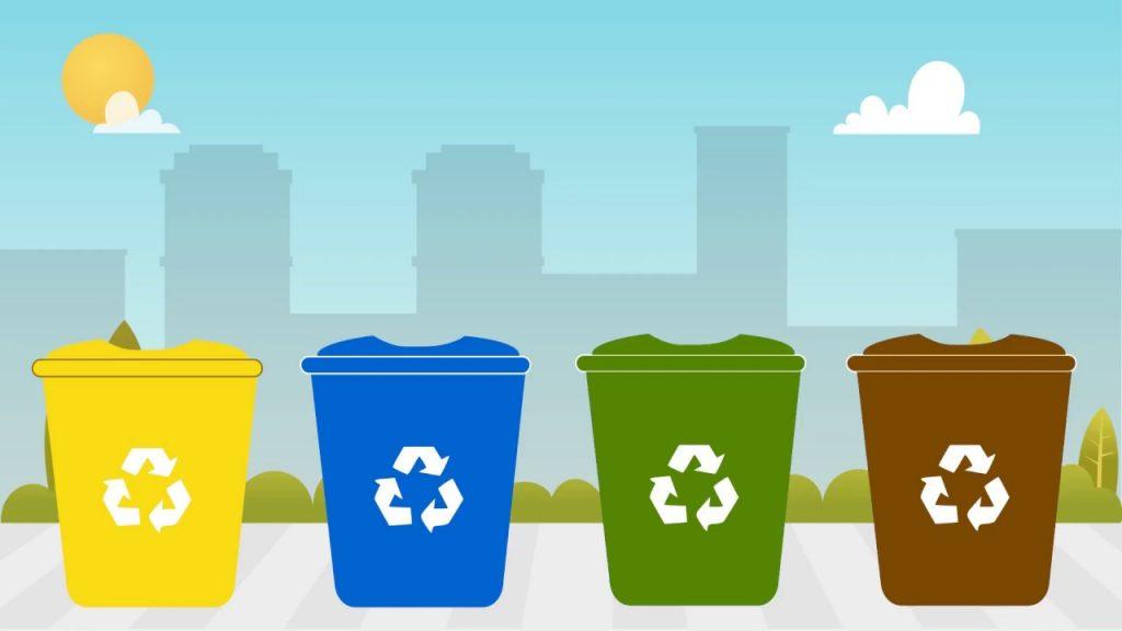 legge sui rifiuti-riciclaggio
