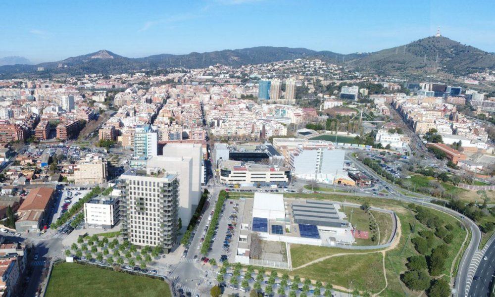 focolaio di contagi a L'hospitalet De Llobregat