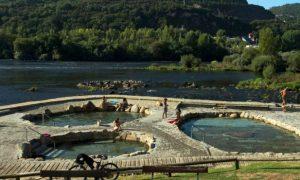 migliori terme naturali-Pozas De Muiño Da Veiga (ourense)