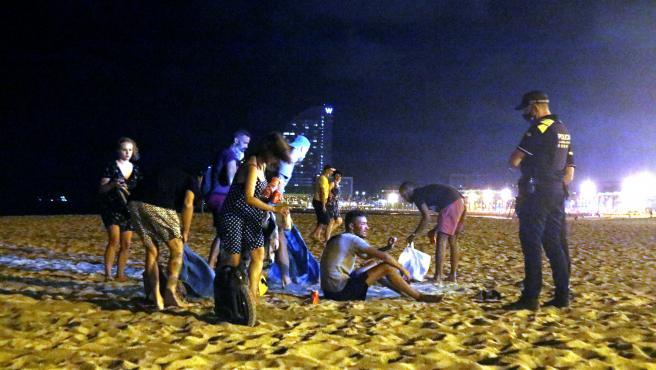 Proibito il consumo di alcol in spiaggia