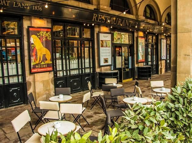 i 3 ristoranti più antichi-7 Portes
