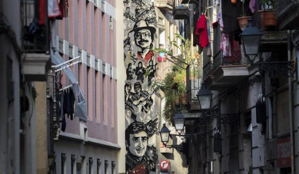 le dieci strade più rappresentative di Barcellona-Calle De La Cera