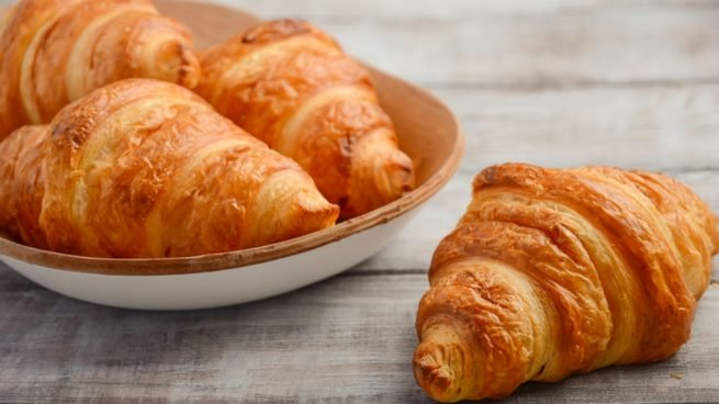 miglior croissant De Mantequilla