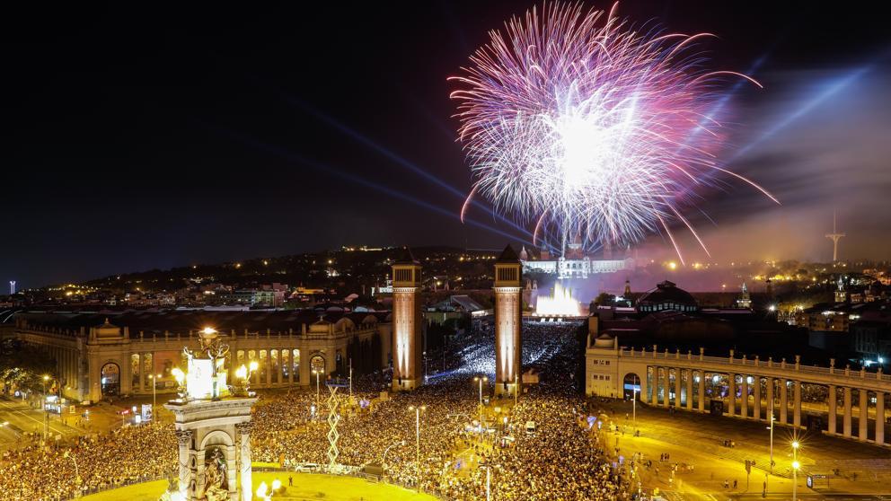 mercè 2020-Festa Della Mercè