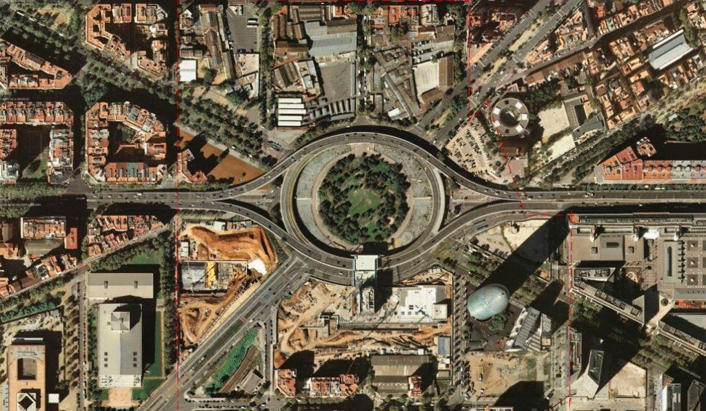 le dieci strade più rappresentative di Barcellona-Glories