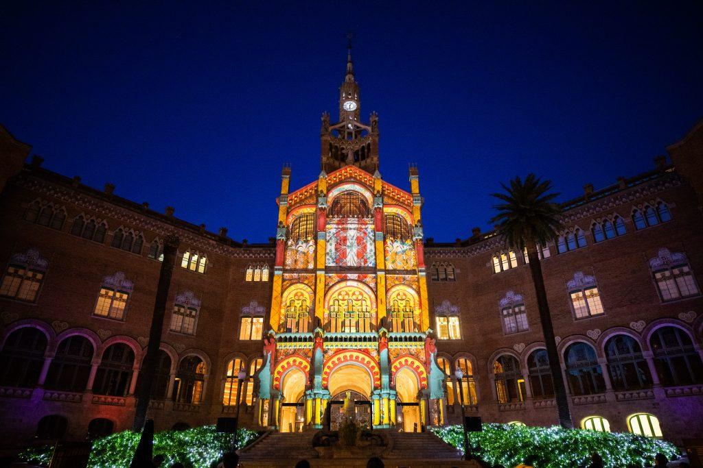 Els Llums De Sant Pau- Recinto Modernista de Sant Pau