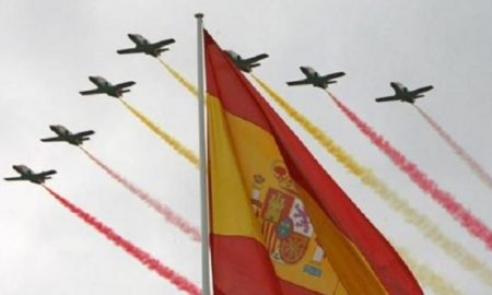 Festa Nazionale Spagnola 12 Ottobre