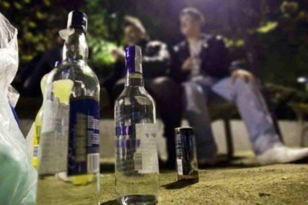 Chiusura Alle Ore 22 Alcol