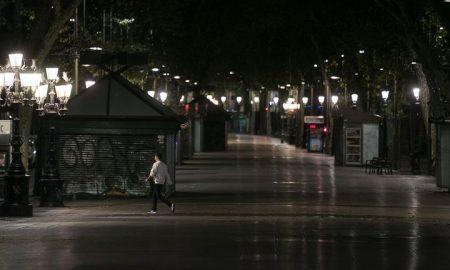 Coprifuoco Barcelona