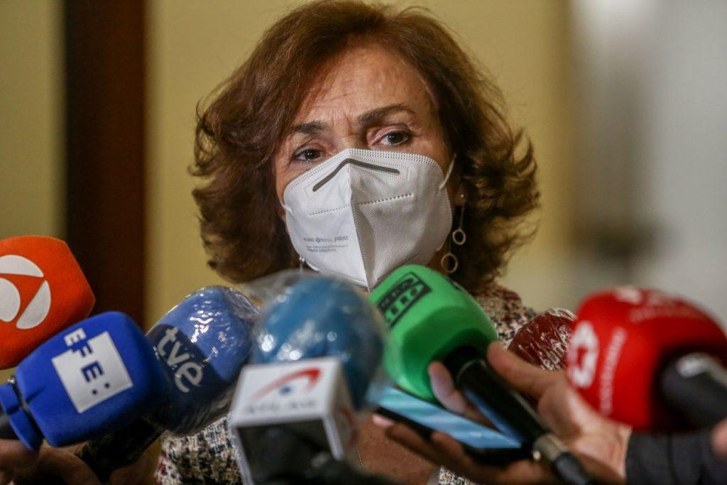 Governo spagnolo- Carmen Calvo