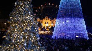 Fiera Di Natale Del Port Vell