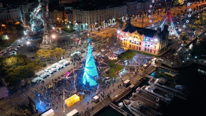 Coprifuoco-Natale Cataluña