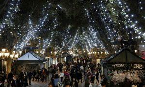 Modifiche Sulle Restrizioni- Natale Barcellona