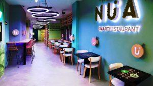 NÜa Smart Restaurant