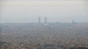 Polvere Sahariana Allerta Inquinamento