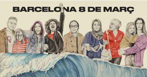 Festa Della Donna 2021 - Barcellona