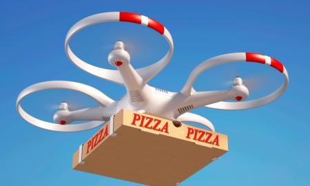 Droni Consegna A Domicilio