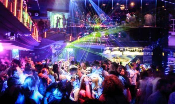 Hotel Room Party Discoteca Barcellona