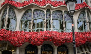 Libri E Firme D'autore Sant Jordi Barcellona
