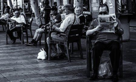 Baixa A La Rambla - Iniziativa Barcellona