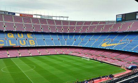 Giocare Una Partita Al Camp Nou