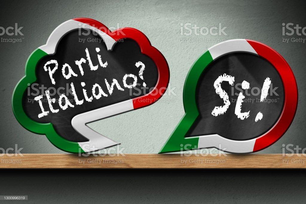 Imparare A Parlare Italiano