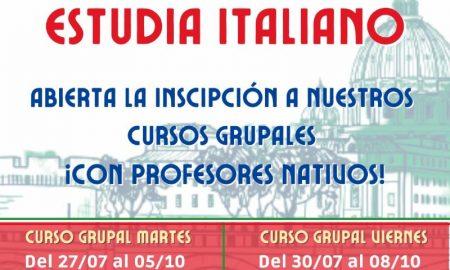 Informazioni - Ultimi posti Corsi Di Italiano