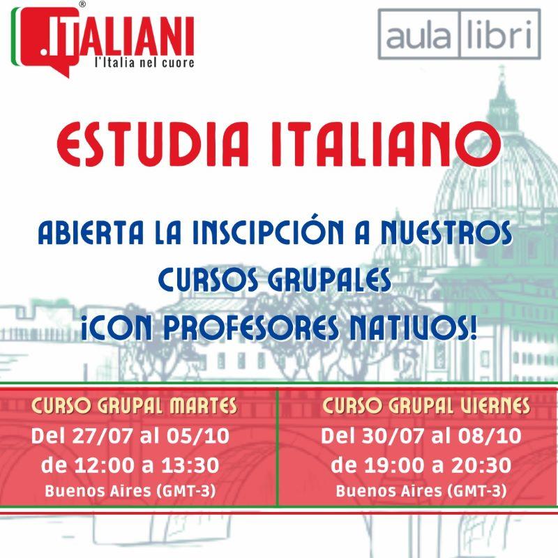 Informazioni Corsi Di Italiano