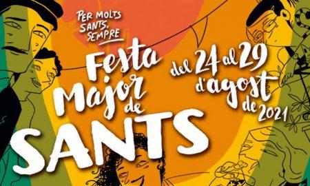 Fiesta Mayor De Sants 2021