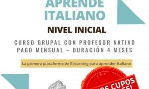 Iscrizioni per i Prossimi Corsi Di Gruppo Di Italiano