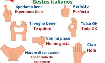 Gestualità Degli Italiani