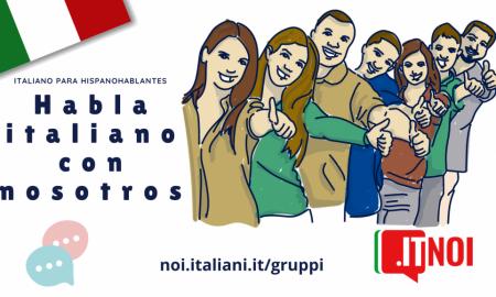 Nuovi corsi di gruppo - Italiano Para Hispanohablantes