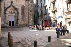 Plaza De Sant Just