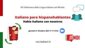 Lezioni Di Italiano - Evento Zoom