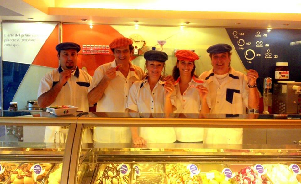 Rialto es una de las mejores heladerías italianas en Buenos Aires.