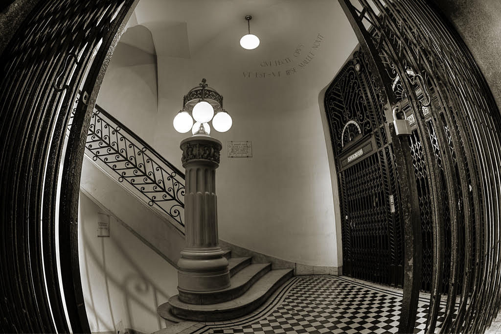 scale del palazzo barolo