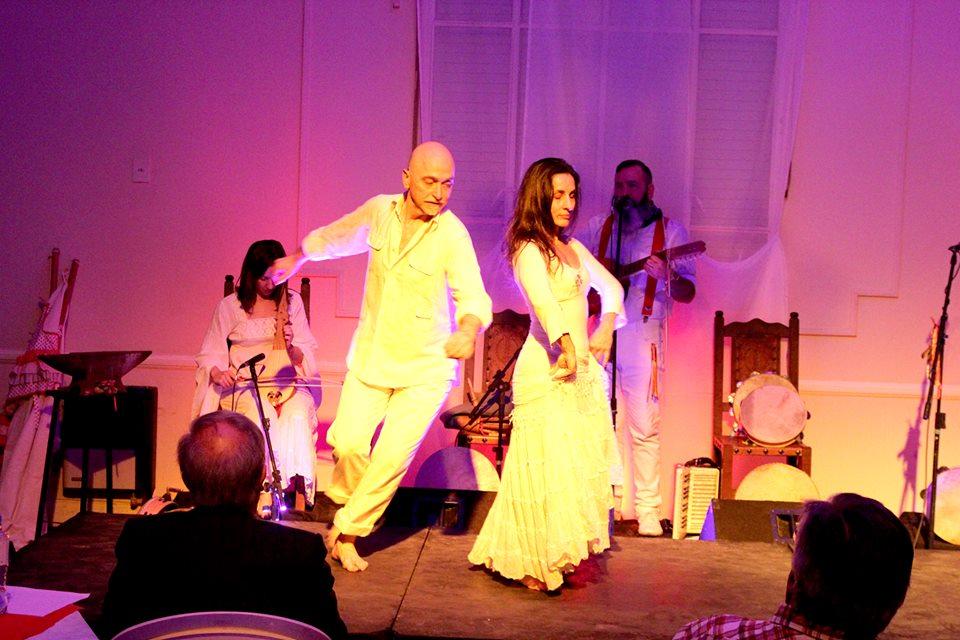 Cecilia Arenillas y su amor por la danza.