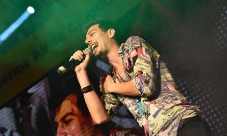 il cantante Italiani maxi Manzo | it Buenos Aires
