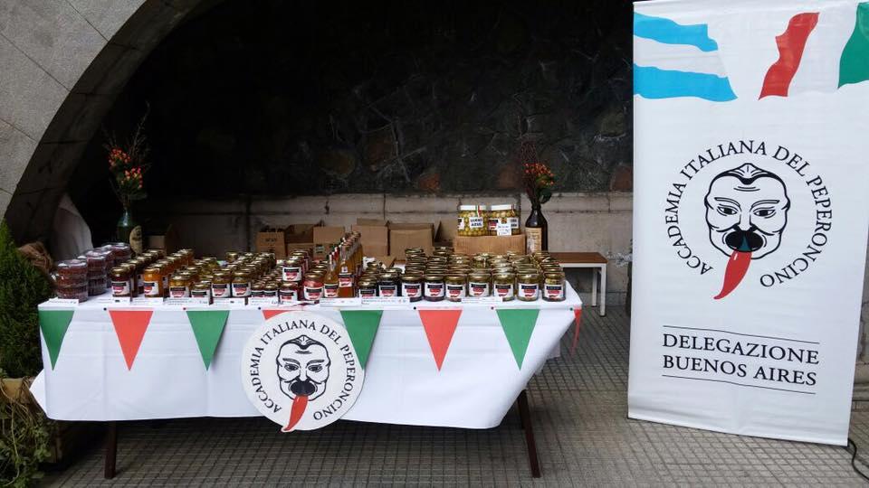 vendita prodotti Festival del Peperoncino 2016