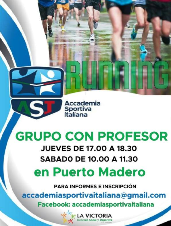 Accademia sportiva di Buenos Aires Running