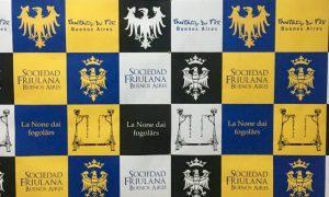 Banner friulana 90 anni