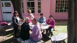 gruppo di donne del Cottolengo