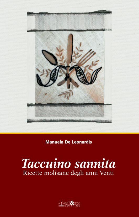 Taccuino sannita, libro sulle ricette della tradizione molisana