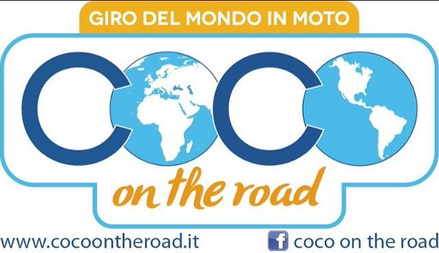 Logo di Coco on the road.