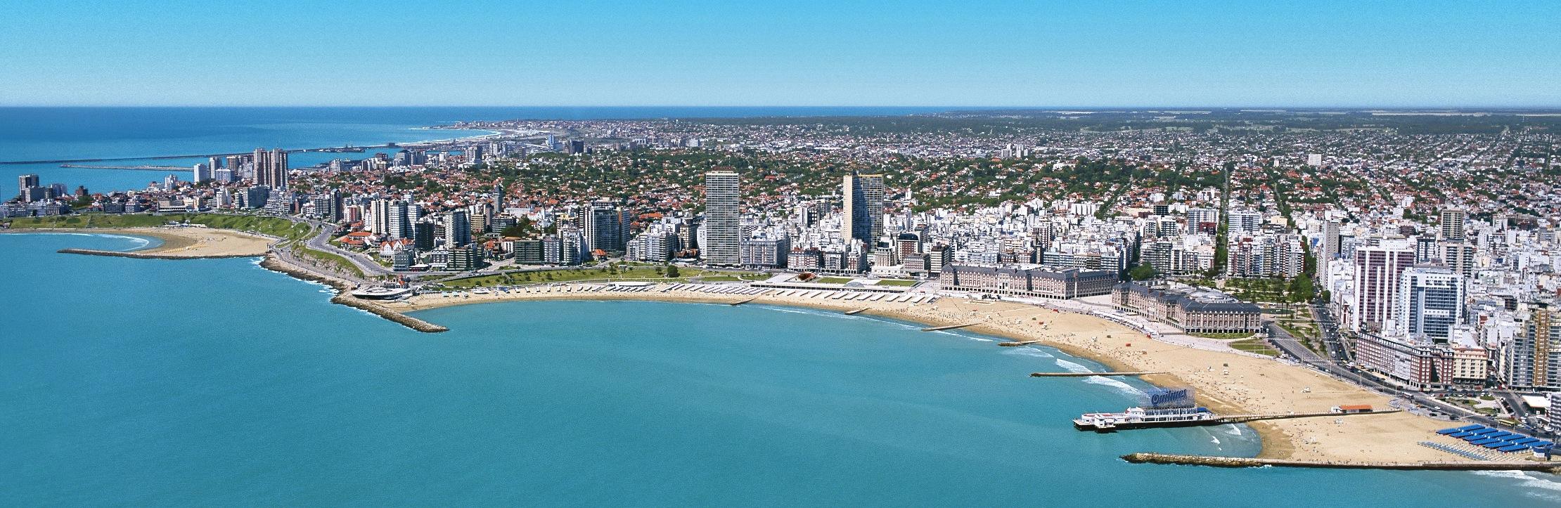 Mar del Plata, costa atlantica