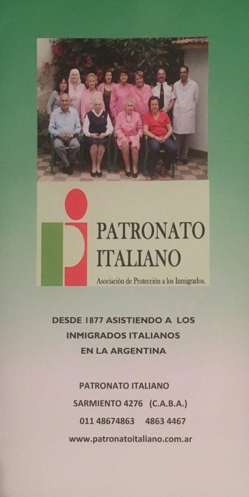 Patronato Italiano di Buenos Aires
