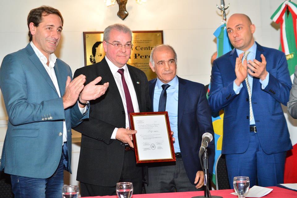 La Plata Ley Capital inmigrante italiano
