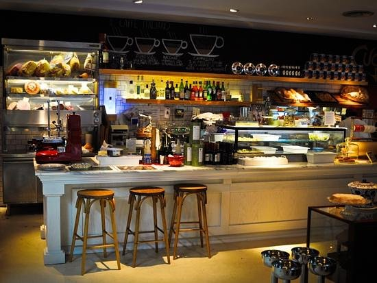 Uno dei ristoranti italiani più famosi di Buenos Aires.