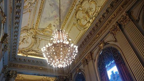 Il Teatro Colón è uno dei più importanti nel mondo.